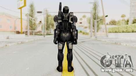 Marvel Future Fight - War Machine (Civil War) para GTA San Andreas tercera pantalla