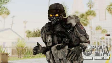 Helghan Assault Trooper para GTA San Andreas