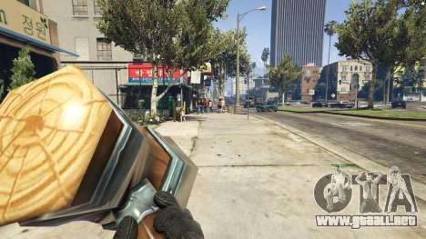 GTA 5 Wooden Fantasy Hammer octavo captura de pantalla