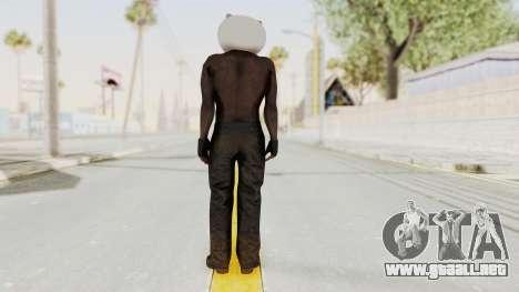 Tippy para GTA San Andreas tercera pantalla