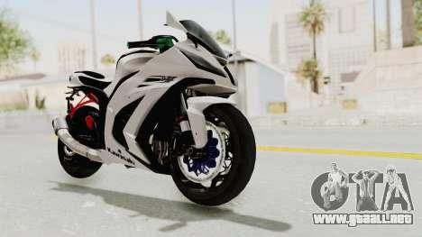 Kawasaki Ninja ZX-10R Modification para GTA San Andreas