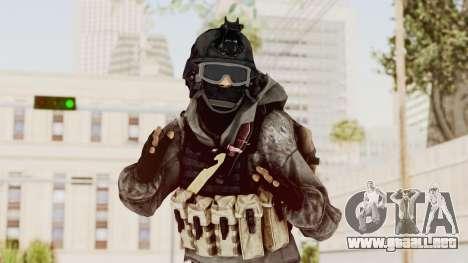 Battlefiled 3 Russian Medic para GTA San Andreas