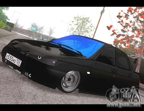 VAZ 2110 Agresivo para GTA San Andreas