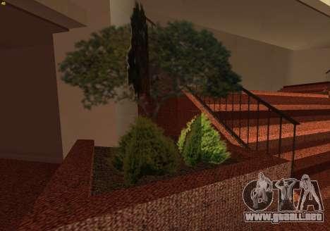 New Interior Radiocenter para GTA San Andreas sexta pantalla