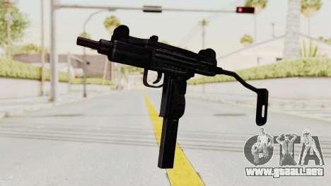 IMI Mini Uzi v2 para GTA San Andreas