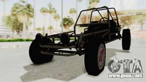 GTA 5 Space Docker para la visión correcta GTA San Andreas