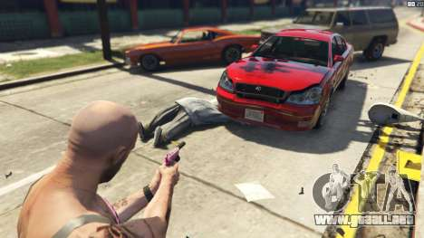 GTA 5 Force Eject quinta captura de pantalla