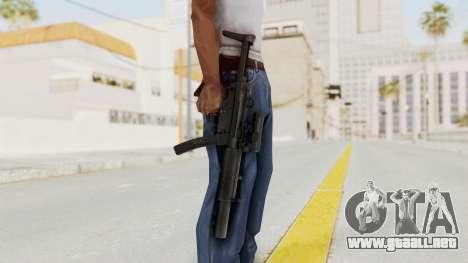 MP5SD para GTA San Andreas