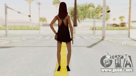 Sasha v2 para GTA San Andreas tercera pantalla