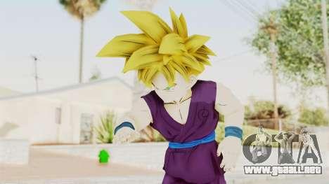 Dragon Ball Xenoverse Gohan Teen DBS SSJ1 v1 para GTA San Andreas