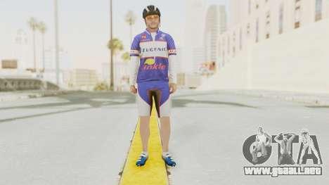 GTA 5 Cyclist 2 para GTA San Andreas segunda pantalla
