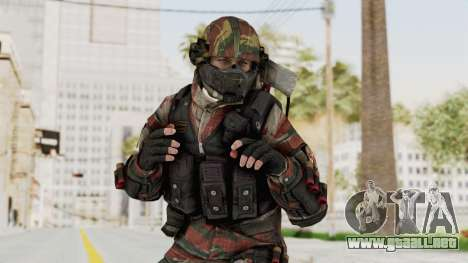 Battery Online Russian Soldier 6 para GTA San Andreas