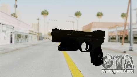 Killzone - M4 Semi-Automatic Pistol No Attach para GTA San Andreas