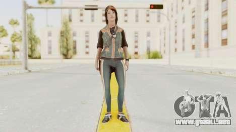 Assassins Creed 4 - Rebecca Crane para GTA San Andreas segunda pantalla