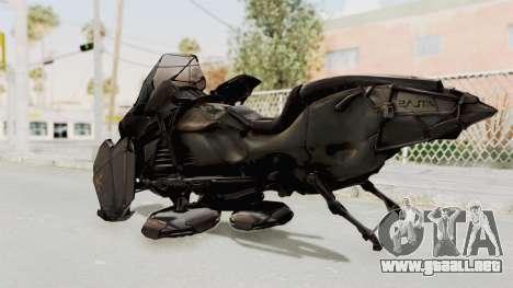 CoD Advanced Warfare - Hover Bike para GTA San Andreas left