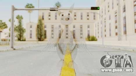 Kao the Kangaroo Angel para GTA San Andreas segunda pantalla