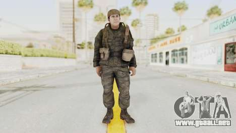 COD BO President Nixon Vietnam v1 para GTA San Andreas segunda pantalla