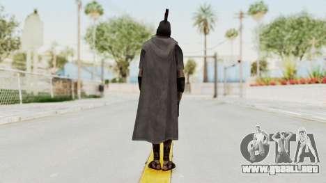 AC Brotherhood - Ezio Auditore Legionare para GTA San Andreas tercera pantalla