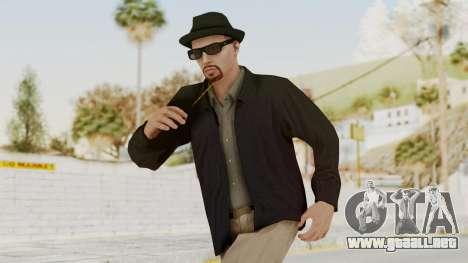 Walter White Heisenberg v1 GTA 5 Style para GTA San Andreas