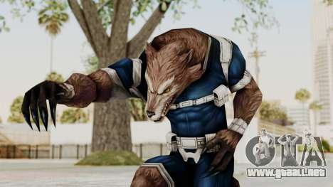 Marvel Future Fight - Warwolf para GTA San Andreas