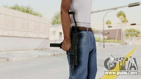 IMI Mini Uzi v2 para GTA San Andreas tercera pantalla