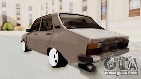 Renault 12 para GTA San Andreas left