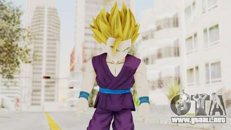 Dragon Ball Xenoverse Gohan Teen DBS SSJ2 v1 para GTA San Andreas