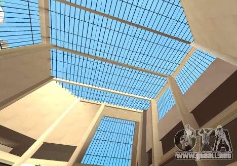 New Interior Radiocenter para GTA San Andreas segunda pantalla