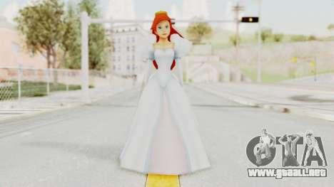 Ariel New Outfit v2 para GTA San Andreas segunda pantalla