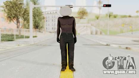 Tippy para GTA San Andreas segunda pantalla
