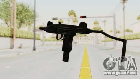 IMI Mini Uzi v1 para GTA San Andreas segunda pantalla