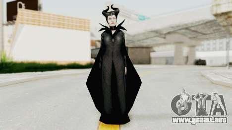 Maleficent para GTA San Andreas segunda pantalla