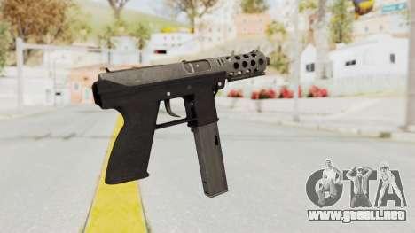 Tec-9 HD para GTA San Andreas segunda pantalla