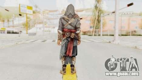 Assassins Creed Revelations - Ezio para GTA San Andreas tercera pantalla