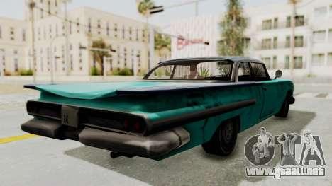 Beater 1962 Voodoo para la visión correcta GTA San Andreas