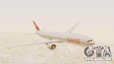 Boeing 777-300ER Swiss International Air Lines para GTA San Andreas