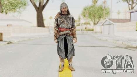 Assassins Creed Revelations - Ezio para GTA San Andreas segunda pantalla