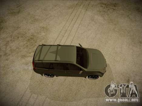 Great Wall Hover H2 2008 para la visión correcta GTA San Andreas