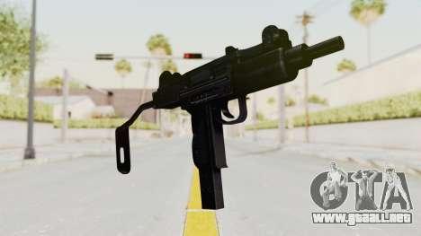 IMI Mini Uzi v1 para GTA San Andreas