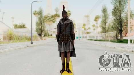 AC Brotherhood - Ezio Auditore Legionare para GTA San Andreas segunda pantalla