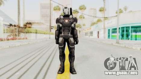Marvel Future Fight - War Machine (Civil War) para GTA San Andreas segunda pantalla