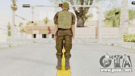 MGSV The Phantom Pain Soviet Union VH No Sleeve1 para GTA San Andreas tercera pantalla