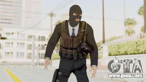 Bourne Conspirancy Euro Mercenary para GTA San Andreas