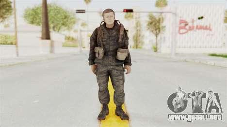 COD BO President John F. Kennedy Vietnam para GTA San Andreas segunda pantalla
