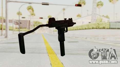 IMI Mini Uzi v2 para GTA San Andreas segunda pantalla