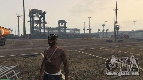 GTA 5 Skin Control 2.1 quinta captura de pantalla
