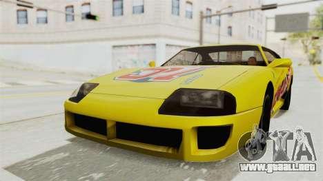 GTA 5 BuRGer Shot JeZter para la visión correcta GTA San Andreas