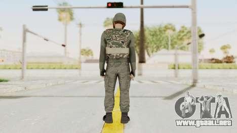 GTA 5 Online Skin (Last Team Standing) para GTA San Andreas tercera pantalla