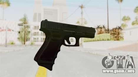 Glock 19 Gen4 para GTA San Andreas tercera pantalla