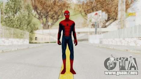 Marvel Future Fight - Spider-Man (Civil War) para GTA San Andreas segunda pantalla